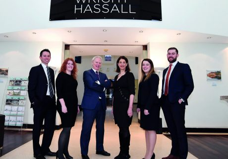 LEGFIN Wright Hassall Banking Team
