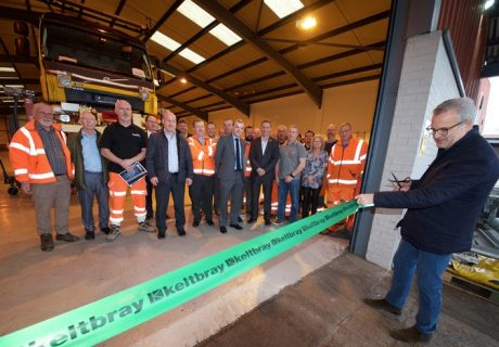 New facility for rail supplier