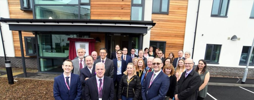 Student residence opens at Royal Leamington Spa College