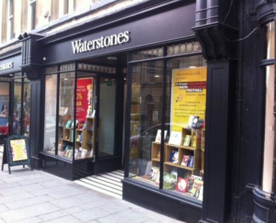 Unipart win Waterstones contract