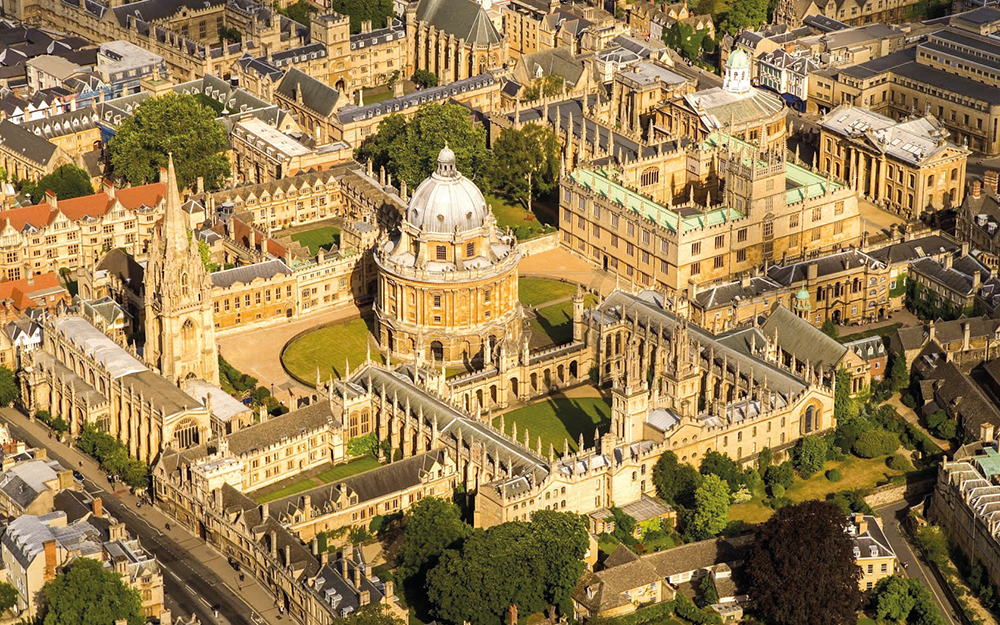 Oxford publishes plans for UK's first city centre Zero Emission Zone | 625x1000