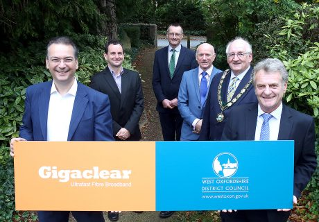 WODC Broadband Contract: Picture: Ric Mellis