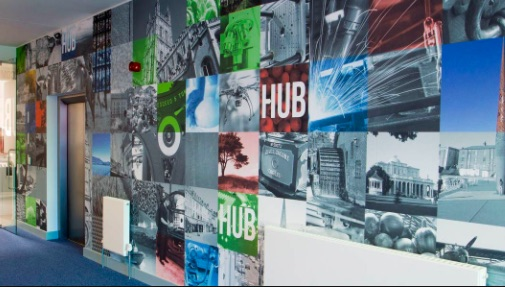 Gloucestershire Growth Hub library rollout