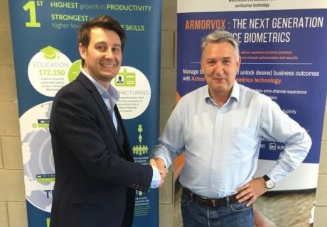 Auraya Systems, Invest In Worcestershire