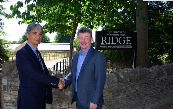 Cheltenham Based Hunter Page Planning Hpp Has Been Acquired By Property And Construction Consultants Ridge And Partners Llp Ridge In Oxford