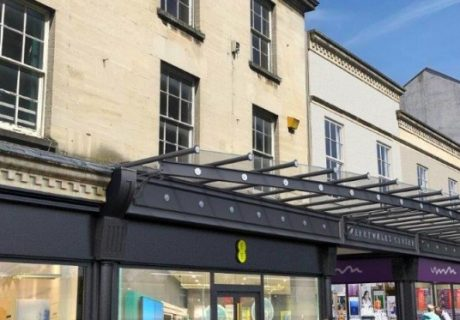 Stroud Merrywalks shopping centre