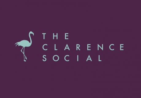 Clarence Social_Blue_on_NEW_Purple