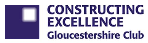 Constructing Excellence Glos