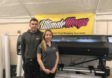 Ultimate Wraps LEADER grant