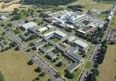 Aerial view of the UKAEA Culham Science Centre Site – July 2008