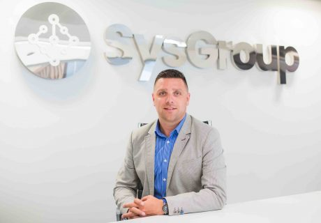 Adam Binks, SysGroup CEO
