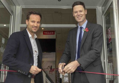 Bence Roofing Supplies Grand Opening, Cheltenham Gloucestershire – 09.11.2018Picture by Carl Hewlett/Stand Out Studio 2018 © Stand Out Studio Ltd