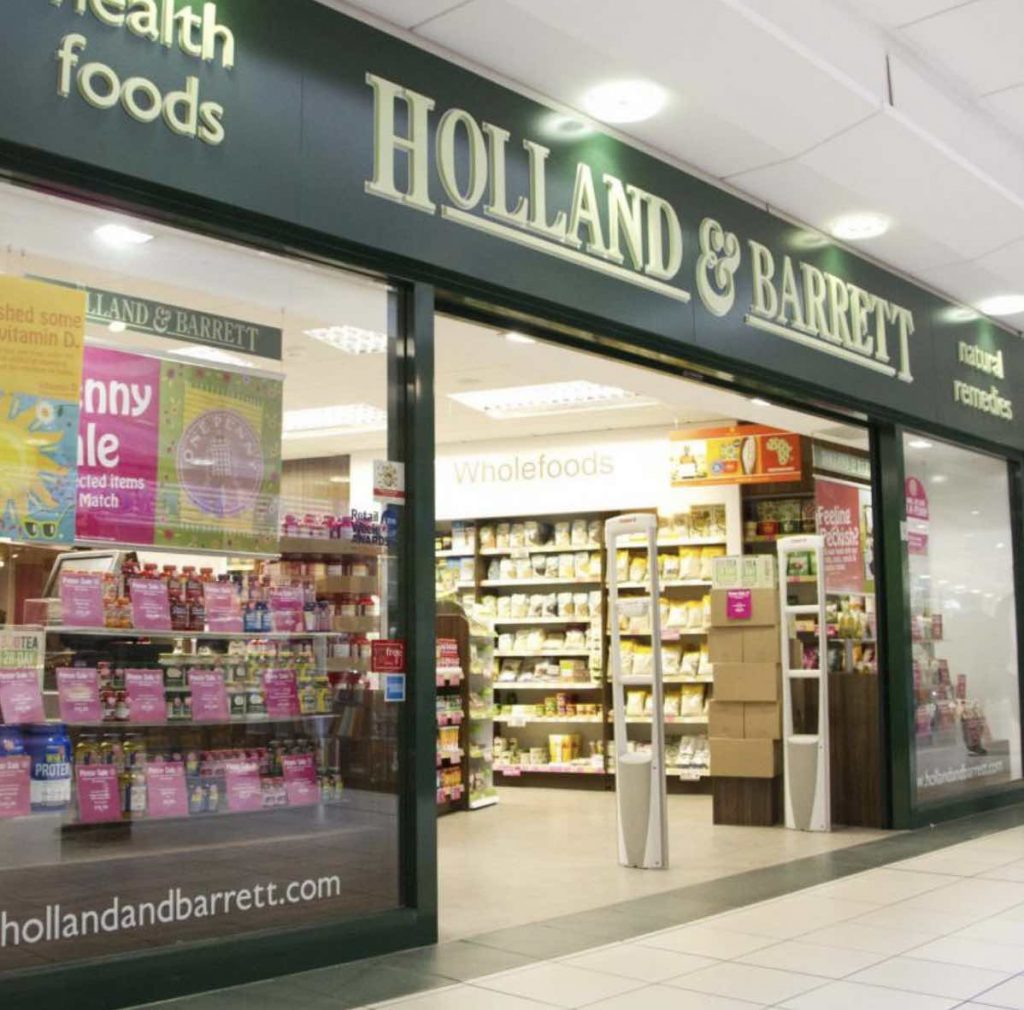 Holland and Barrett reveals positive preliminary results