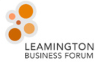 Leamington Business Forum Logo Capture