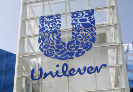 Unilever which has a large factory in Gloucester. Its chief executive is retiring