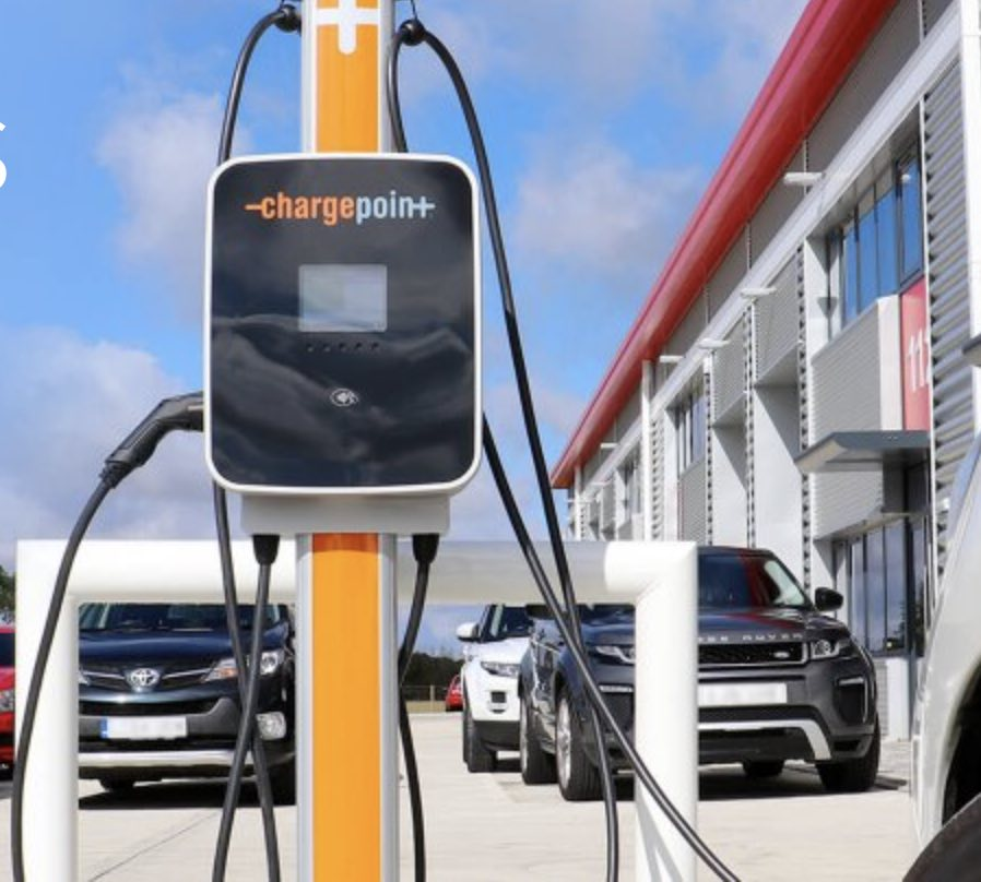 Chargepoint RAW Charging