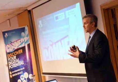 Free broadband advice and support for Coventry & Warks companies