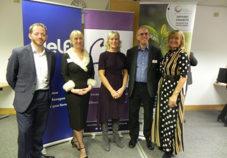 Local Business Awards meet a charity event held at Randall and Payne which was jointly held with Circle 2 Success and featured the Pied Piper Appeal
