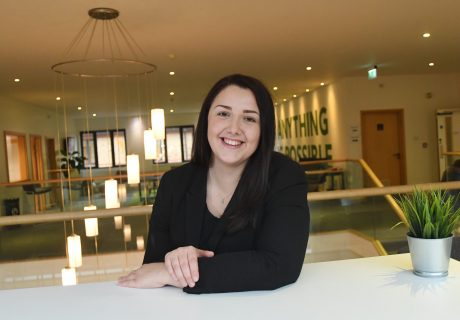 Lauren Watson event manager at Warwick Conferences