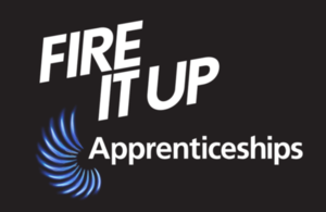 Fire It Up Apprenticeship campaign