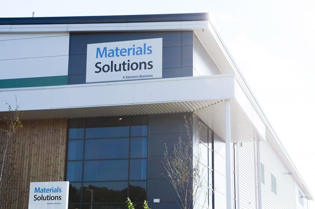 Material Solutions in Worcester with work carried out by Speller Metcalfe