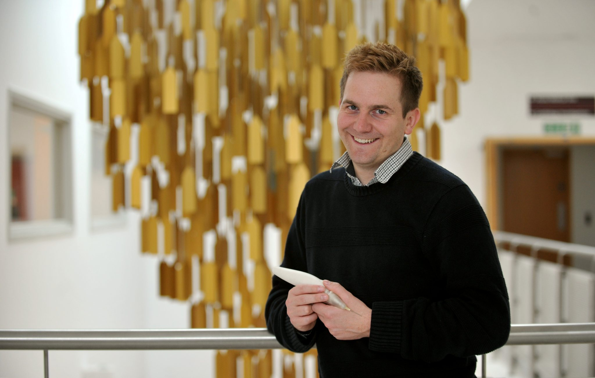 Dr Alex Dudgeon, Post-Doctoral Research Fellow at Gloucestershire Hospitals NHS Foundation Trust