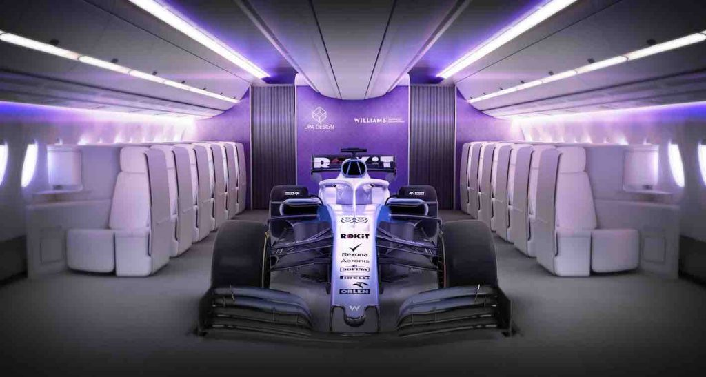 Williams Advanced Engineering Cabin_Car_Mock_up_FINAL