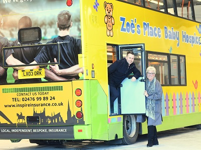 Zoes Place Bus