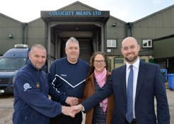 Collicutt Meats Ltd in Cheltenham