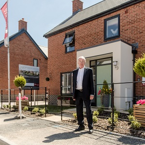 David Foreman, Managing Director of Newland Homes resized