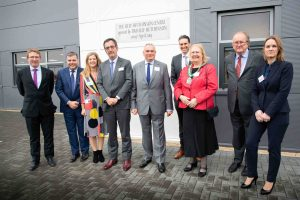 Hachette's new distribution centre at Didcot