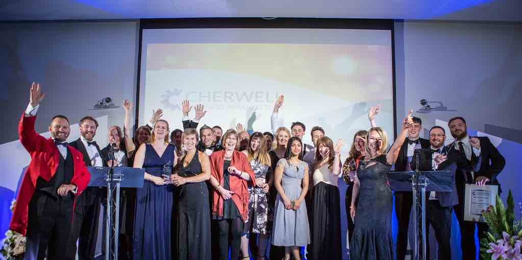 Cherwell Business Award winners