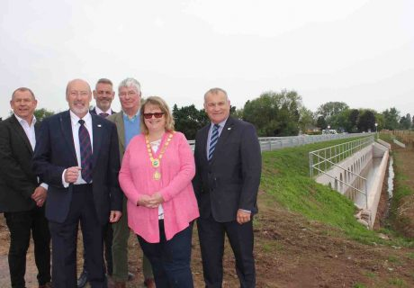 Upton Flood Alleviation Scheme Complete Jun 19
