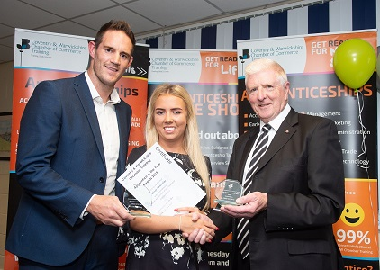 Chamber awards Coventry & Warwickshire 1