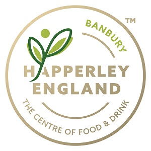Happerley England logo Food