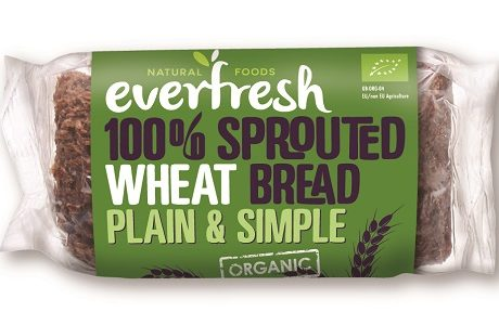 Sprouts, ENF Spr Wheat Bread PLAIN food