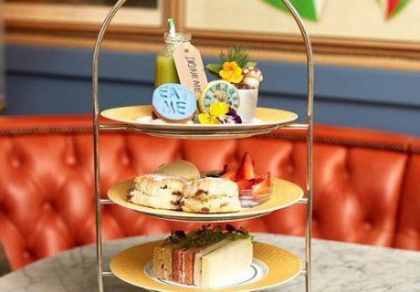 The Ivy Afternoon Tea