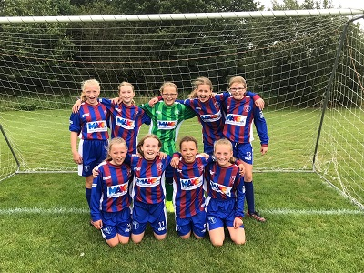 Solihull girls' football