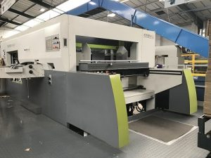 The Box Factory – Latest new Automatic Die-cutter