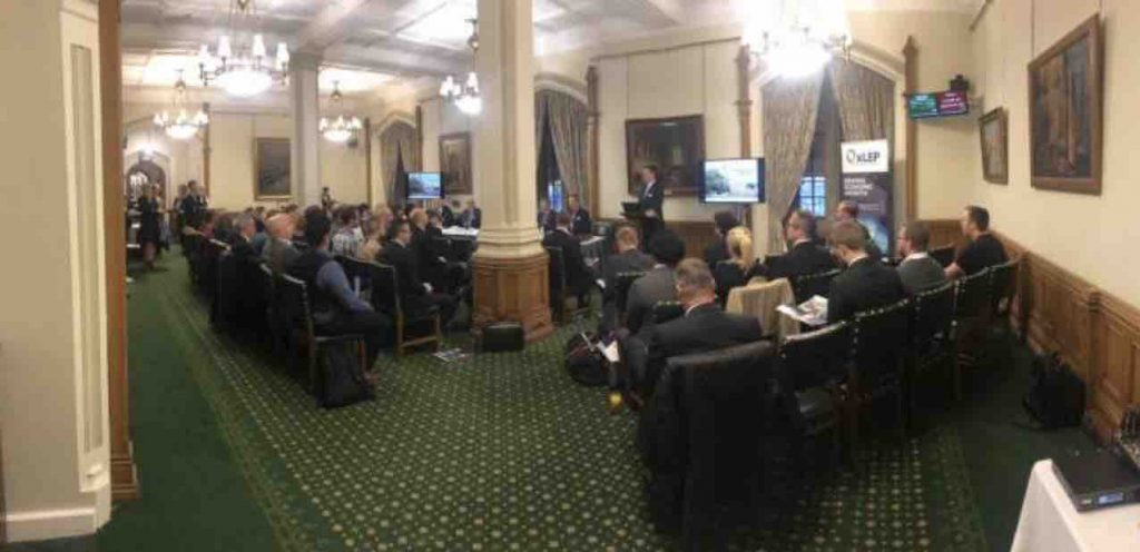 Oxlep at Westminster