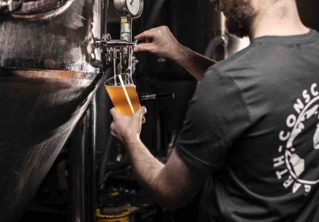 Gloucester Brewery reopens