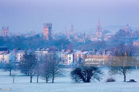Oxford Winter