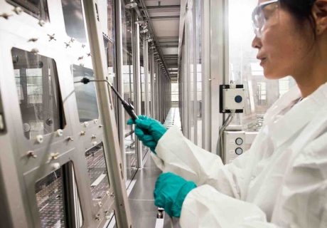 Oxford PV perovskite-silicon tandem cells in pilot production Germany[2]