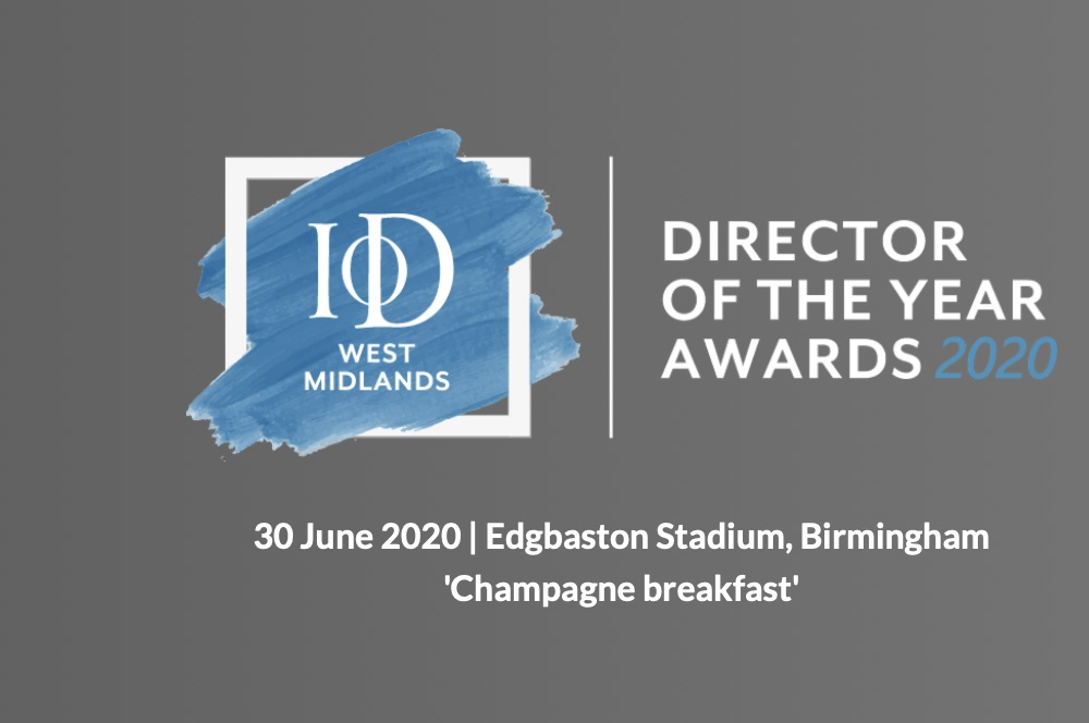IoD Director of the Year Midlands Awards