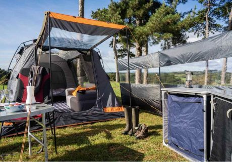 Olpro tent