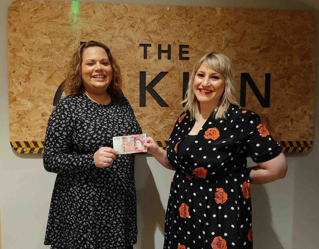 The Kiln Worcester charity fundraising