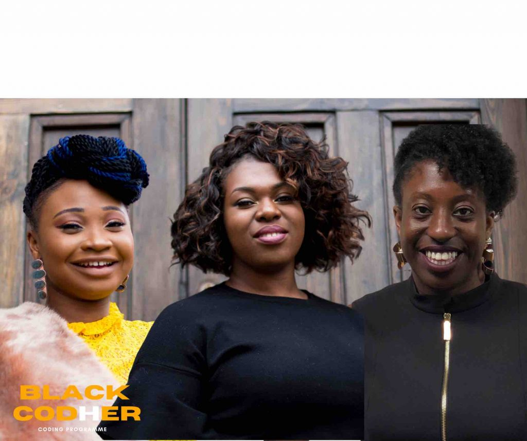 Black women coders full pic