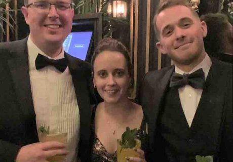 Wellers Ben Brookes, Beth Whitemore, Tom Walkers, Wellers Accountants