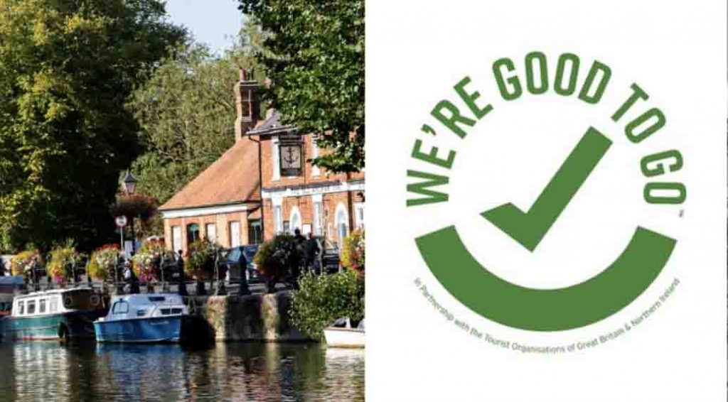 Experience Oxfordshire – We're good to go