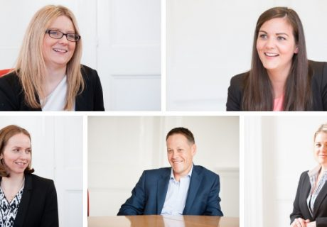 Willans Laura Stone, Rachel Sugden, Jenny Hawrot, Nick Southwell, Hannah Wall of Willans LLP solicitors[2]